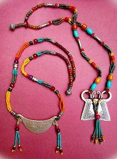 ~ Recent work.Old silver pendent with my bead work ~ ~ Recent work.Old silver pendent with my bead work ~ Diy Jewelry Rings, Custom Jewelry, Jewelry Accessories, Handmade Jewelry, Jewelry Design, Women Jewelry, Jewellery, Tribal Jewelry, Bohemian Jewelry