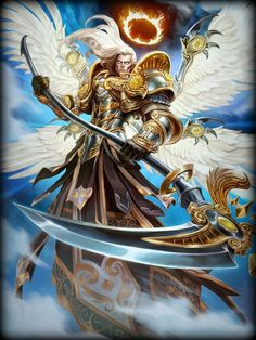 SMITE- HiRez Archon Thanatos