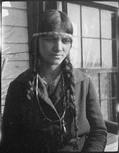 Dora Cook-Bradby - Pamunkey – 1907