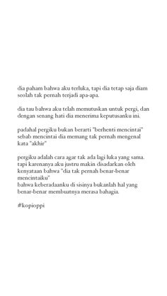 js love you Quotes Rindu, Story Quotes, Heart Quotes, Mood Quotes, People Quotes, Daily Quotes, True Quotes, It Will Be Ok Quotes, Cinta Quotes