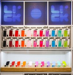 Lick Store by Workshop Design Agency, Paris – France » Retail Design Blog