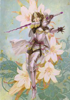 Ayami Kojima - Samurai Warriors (Ginchiyo Tachibana)