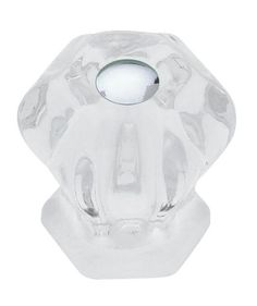 """Victorian 1.13"""" Crystal Knob by Liberty Hardware"""