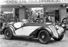 Alfa Romeo 8C 2900A Spider (1935)