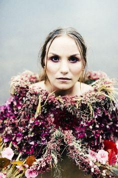 Go wild Foto: Lina Nydahl Florist: Charlotte Gibeck