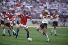 1/4: Czechoslovakia - Germany 0:1