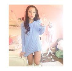 Ariana inspired look.♡ Nikiandgabibeauty