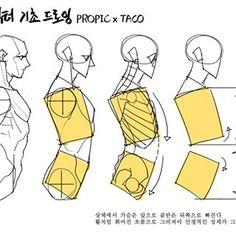 art reference artrockgiulia Foto e video di I - art Body Reference Drawing, Anatomy Reference, Drawing Skills, Drawing Lessons, Drawing Poses, Art Reference Poses, Drawing Tips, Hand Reference, Anatomy Sketches