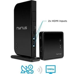 Nyrius ARIES Home+ Wireless HDMI Transmitter Review And Giveaway