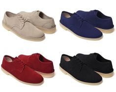 SupremexClarks the only shoes that invoke Warren Buffet and Ghostface at the same time