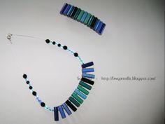 Matite: non gettatele via! #handmade #reuse #recycling #bijoux