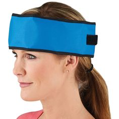 Natural Headache Remedies The Superior Headache Relieving Wrap - Hammacher Schlemmer Severe Headache, Headache Relief, Natural Headache Remedies, How To Relieve Headaches, Health Heal, Herbal Oil, Holistic Remedies, Belly Bands, Natural Solutions