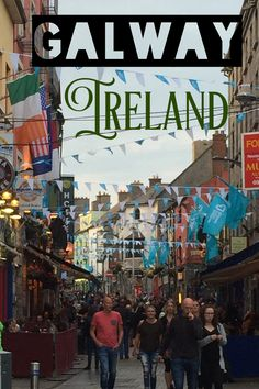 Galway voted as a most romantic city. And Ed Sheeran recent love for <<Galway Girl>>