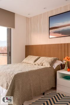Bedroom Bed Design, Home Decor Bedroom, Bed Furniture, Furniture Design, Interior Exterior, Interior Design, Neutral Bedrooms, New Room, Little Houses