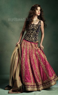 JADE by Monica & Karishma | #lehenga #choli #indian #shaadi #bridal #fashion #style #desi #designer #blouse #wedding #gorgeous #beautiful