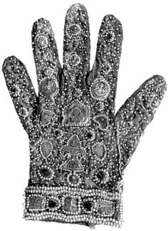 Emperor Frederick II   Glove of the Emperor Frederick II. Part of the insignia of the Holy ...