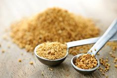 Organic Coconut Sugar - Dr. OZ Recommended - Healthy Sweetener - Low Glycemic - Palm Sugar - Best Sugar Alternative - http://goodvibeorganics.com/organic-coconut-sugar-dr-oz-recommended-healthy-sweetener-low-glycemic-palm-sugar-best-sugar-alternative/