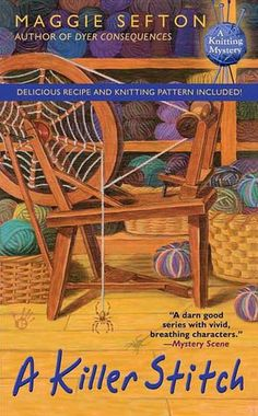 A Killer Stitch (Knitting Mystery Series #4)