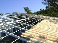 telhado com estrutura metalica http://oazulejista.blogspot.com.br/2014/09/telhado-de-estrutura-metalica-e-melhor.html#axzz3D2JefLsD
