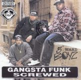 Gangsta Funk [Chopped and Screwed] [CD] [PA], 68011