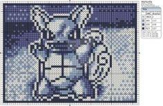 Pokemon - Wartortle by Makibird-Stitching
