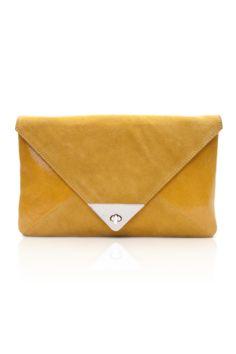 Thurley Postmans Envelope Clutch