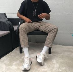 👍chrisspy outfit,soludos outfit,elegant home,industr. Fashion Mode, Aesthetic Fashion, Urban Fashion, Edgy Mens Fashion, Fasion, Fashion Rings, Fashion Fashion, Fashion Ideas, Retro Outfits