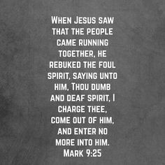 I command whatever that's not of Jesus Christ to come out of me and enter no more in Jesus Christ mighty name. Amen!!!  Have a blessed day Brethren.