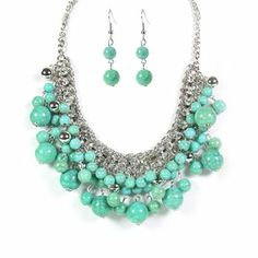 Shyanne® Turquoise Jewelry Set