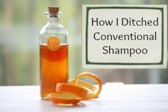 How I Ditched Conventional Shampoo