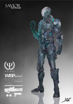 Commission: WISP by aiyeahhs.deviantart.com on @DeviantArt