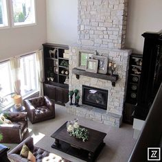 Parade of Homes Tri-Cities - Urban Street Home Living Room