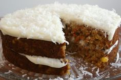 8 OZ cream cheese and 2 T Butter frosting recipe. Carrot-Pineapple-Coconut Cake with Light Cream Cheese Frosting