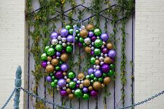Mardi Gras for the home.