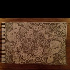 In Luv with Doodling