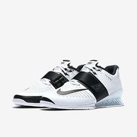 Romaleos 3 Lifting Shoe For Women - White/Black