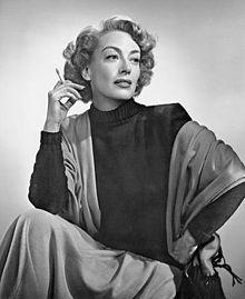 Joan Crawford - (1905-1977) born in San Antonio, TX