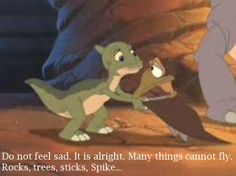 land before time petrie and ducky - Google Search