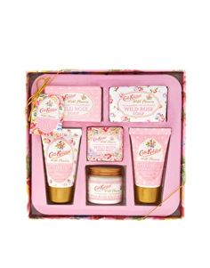 Everyone knows someone who loves Cath Kidston so this gift box is right on the money for only £15!