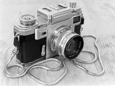 Zeiss Contax IIIa Camera