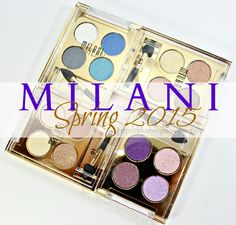 Milani Spring 2015 Color Collection Swatches, review, cvs, walgreens, drugstore makeup, budget beauty