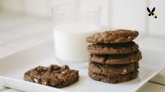 Dark Chocolate White Chocolate Chunk Cookies Recipe
