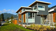North Vancouver eco builder