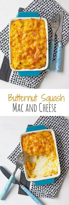 This Butternut Squash Mac and Cheese is perfect for kids. The butternut squash adds nutrients and reduces the sodium level.
