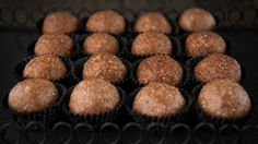 Bliss balls - No blending and no baking it doesn't get easier than this.