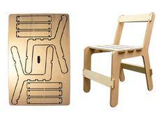 New Cnc Furniture Design Fun 60 Ideas Folding Furniture, Cardboard Furniture, Furniture Plans, Kids Furniture, Furniture Design, Luxury Furniture, Woodworking Furniture, Folding Chair, Cheap Furniture