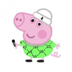 george the billie eyelash stan Peppa Pig is actually a Iphone Wallpaper Vsco, Cartoon Wallpaper Iphone, Iphone Background Wallpaper, Aesthetic Iphone Wallpaper, Peppa Pig Wallpaper, Peppa Pig Stickers, Peppa Pig Memes, Peppa Pig Family, Apple Watch Wallpaper