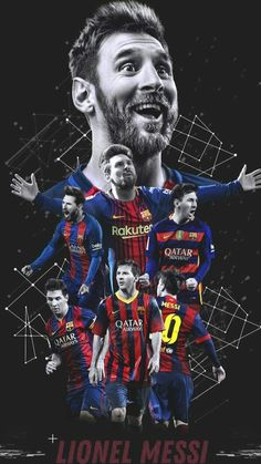 Messi💙❤️🇦🇷🐐 😍💯🔥🏆👑👽 and antoine griezmann🇫🇷❤️💙🤩💯😍 . Fc Barcelona, Lionel Messi Barcelona, Barcelona Football, Neymar, Messi And Ronaldo, Messi 10, Mariano Diaz, Lionel Messi Wallpapers, Leonel Messi