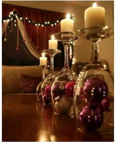 L O V E this idea And the best part is that is made with things you have around the house