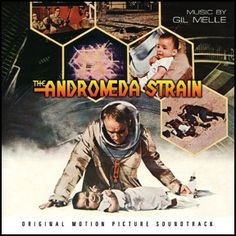 """The Andromeda Strain"" (1971, Kapp).  Music from the movie soundtrack."